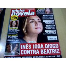 Revista Minha Novela Nº828 Jul15 Babilônia Dez Mandamentos