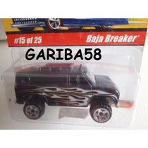 Hot Wheels Baja Breaker 2005 Classics Spectra Black Gariba58