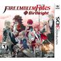 Fire Emblem Fates: Birthright Nintendo 3ds Lacrado