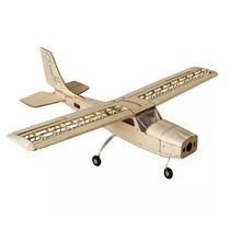 Aviao Cessna Balsa 940mm Envergadura Kit
