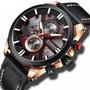 Promoção Relógio Masculino Curren  Funcional Barato. Original