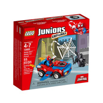 10665- Lego Juniors Ataque Do Carro Aranha