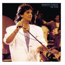 Roberto Carlos Cd Ao Vivo 1988 Novo Frete R$ 7,10