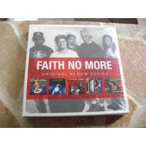 Cd - Faith No More Box Com 5 Cds
