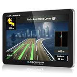 Gps Automotivo Discovery Channel 4.3 Tv Digital Mtc3653