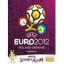003/2012 Figurinhas Album Uefa Euro 2012