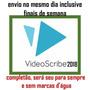 Vídeo Scribe: Crie Vídeos Animados Em Minutos + Bônus Top