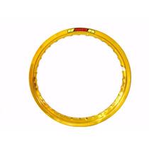 Aro Roda Dianteira Biz 125 100 1.40 X 17 Dourado - Fabreck