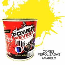 Power Revest !envelopamento Liquido- Amarelo Pérola Lata 1/4