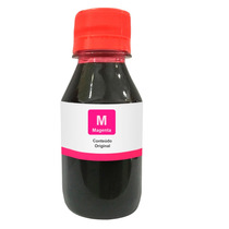 Refil Tinta Original P/ Bulk Impressora L355 -120ml Magenta