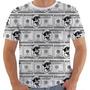 Camiseta 1732 100 Dolár Money Bafo Pateta Desenho Pb