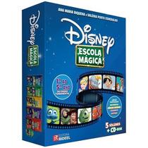 Coleção Pedagógica Disney Escola Mágica Ensino Fundamental