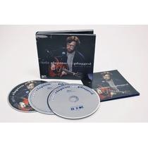 Cd/dvd Eric Clapton Mtv Unplugged [deluxe] [eua] Novo Lacrad