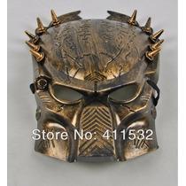 Máscara Predador Cosplay Fantasia Halloween