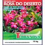 Substrato Para Rosa Do Deserto Terra Nova - Embalagem 15kg