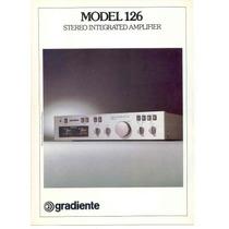 Quadro 20x30 - Amplf.gradiente Model 126 Com Moldura E Vidro