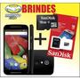 Celular Motorola G2-barato-3g+brinde Sd 16gb+fretegratis