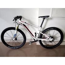 Bicicleta Bike Mtb 29er 17 Full Susp Merida Big Ninety 1500