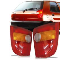 Lanterna Traseira Fiat Palio 1996 97 98 99 00 Lado Esquerdo