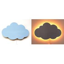 Luminária Nuvem, Nuvem, Luminária, Quarto Bebe, Nuvem De Luz