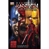 Deadpool - Massacra O Universo Marvel