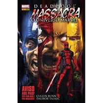 Deadpool - Massacra O Universo Marvel