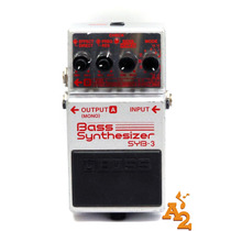 Pedal Boss Syb 3 Synthesizer Contra Baixo Sintetizador -loja