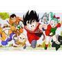 Painel Decorativo Festa Infantil Dragon Ball Goku (mod4)