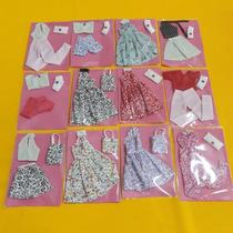 Kit C/ 30 Roupinhas Roupas Para Boneca Barbie Frozen  Oferta