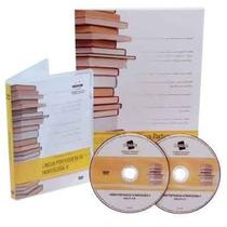 Curso Língua Portuguesa 3: Morfologia Ii - Dvd Vídeo + Livro