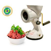 Moedor De Carne - Máquina Para Fazer Linguiças E Biscoitos