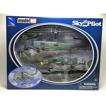 Kit De Montar Helicóptero Sikorsky Sh-60 Sea Hawk 1:60 New R