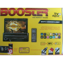 Dvd Player Retratil Booster 9950 Bmtv-9950dvusbt Tv Digital