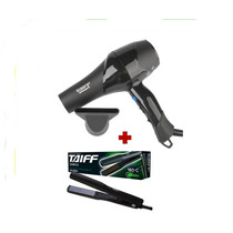 Kit Secador Profissional Smart+chapinha Taiff 180° Original