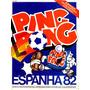 Álbum De Figurinhas Completo Copa Do Mundo 82 Ping Pong (dg)