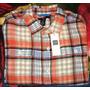 Camisa Xadrez Flanelada Gap Infantil 6-7 Anos