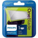 Lamina Refil Oneblade Barbeador Philips Qp210 Todo Oneblade
