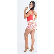 Shorts Saia Rhero Visolycra