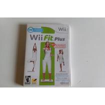 Wii Fit Plus Jogo Original Americano Produto Usado Para Wii