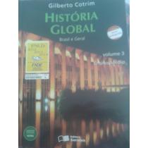 História Global Brasil E Geral Gilberto Cotrim