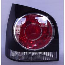 Lanterna Polo Hatch Fume 07 08 09 10 11 12 13 Nova Original