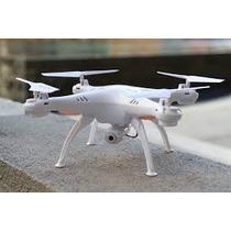 Drone Helicóptero Avião Controle Remoto Syma Câmera Ao Vivo