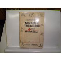 Livro - Manual Básico De Primeiros Socorros - Drogaria Sp