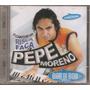 Pépe Moreno - Do Risca-faca Pro Bar Da Boa - Lacrado - Raro