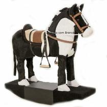 Cavalinho De Balanço De Madeira Cavalo De Balanço Infantil