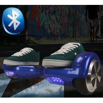Skate Elétrico Smart Balance Wheel Bluetooth - Hoverboard