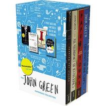 The John Green - Paperback Collection Box Set (4 Books)