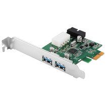 3 Porta Pci-e Pci Express 2.0 Para Usb 3.0 Hub Pc Card Adapt