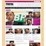 Script Php - Portal De Jornal E Noticias - Responsivo