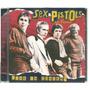 Cd Sex Pistols Feat Sid Vicious - Live In Concert ( Uk 2002 Original